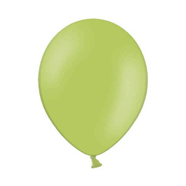 Belbal 10.5 Inch Balloon - Pastel Lime Green