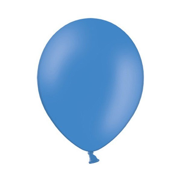 Belbal 10.5 Inch Balloon - Pastel Mid Blue
