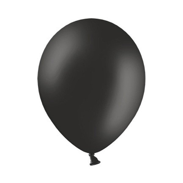 Belbal 10.5 Inch Balloon - Special Black