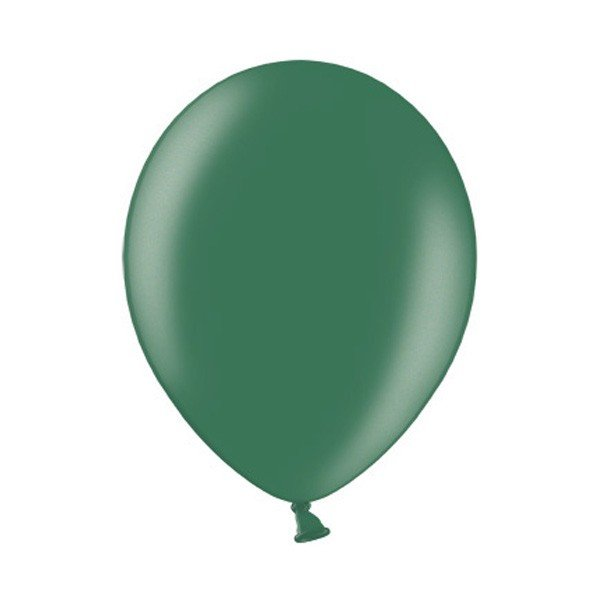 Belbal 12 Inch Balloon - Metallic Oxford Green
