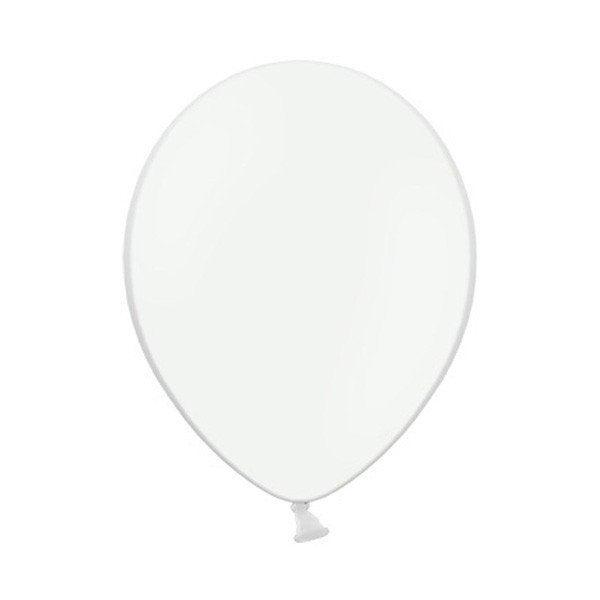 Belbal 12 Inch Balloon - Pastel Clear