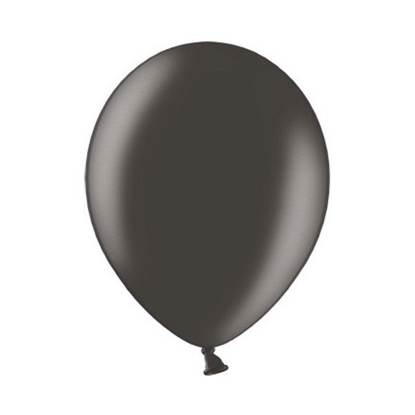 Belbal 5 Inch Balloon - Metallic Black
