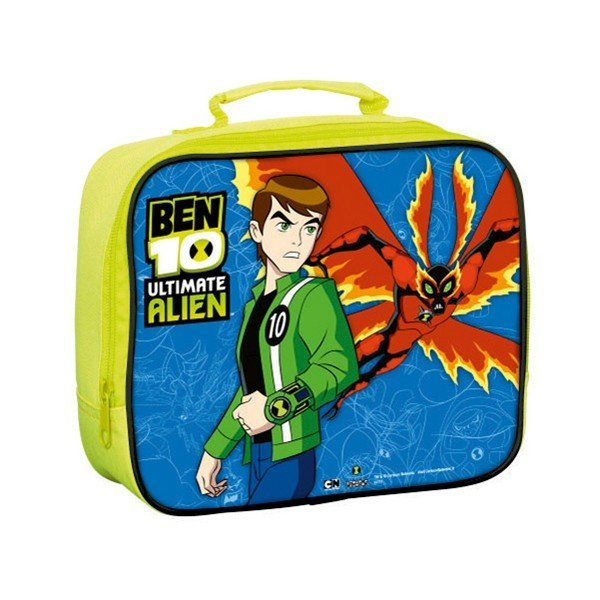 Ben 10 Ultimate Alien Lunch Bag