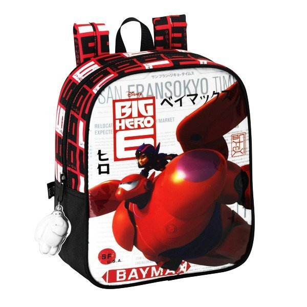 Big Hero 6 Mini Backpack 22CM