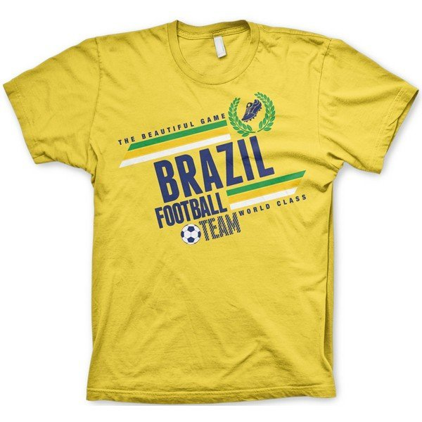 Brazil Mens T-Shirt - XL