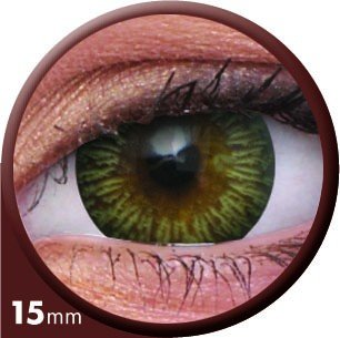 Big Eye Enchanter Brown Contact Lenses
