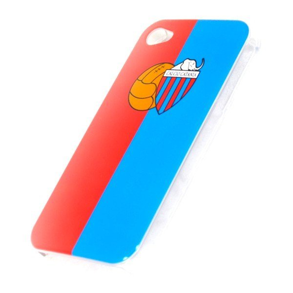 Calcio Catania iPhone 4 Hard Phone Case