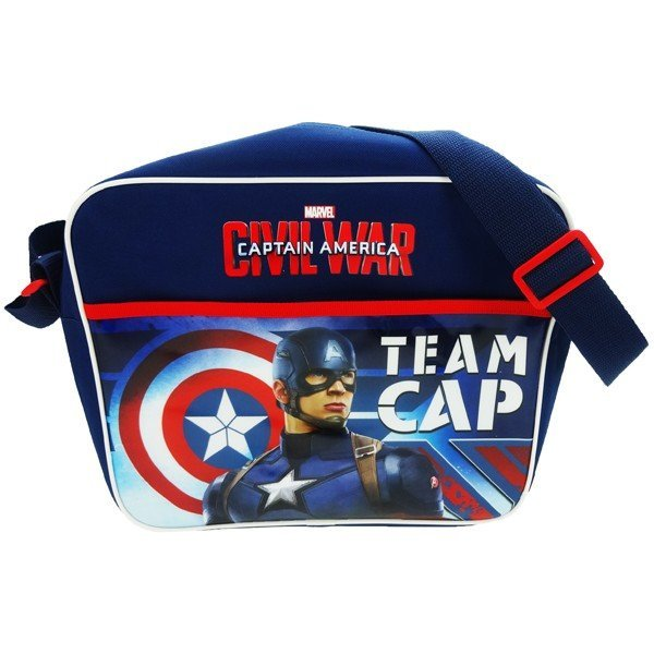Captain America Courier Bag - Civil War