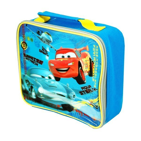Cars Spy Lunch Bag