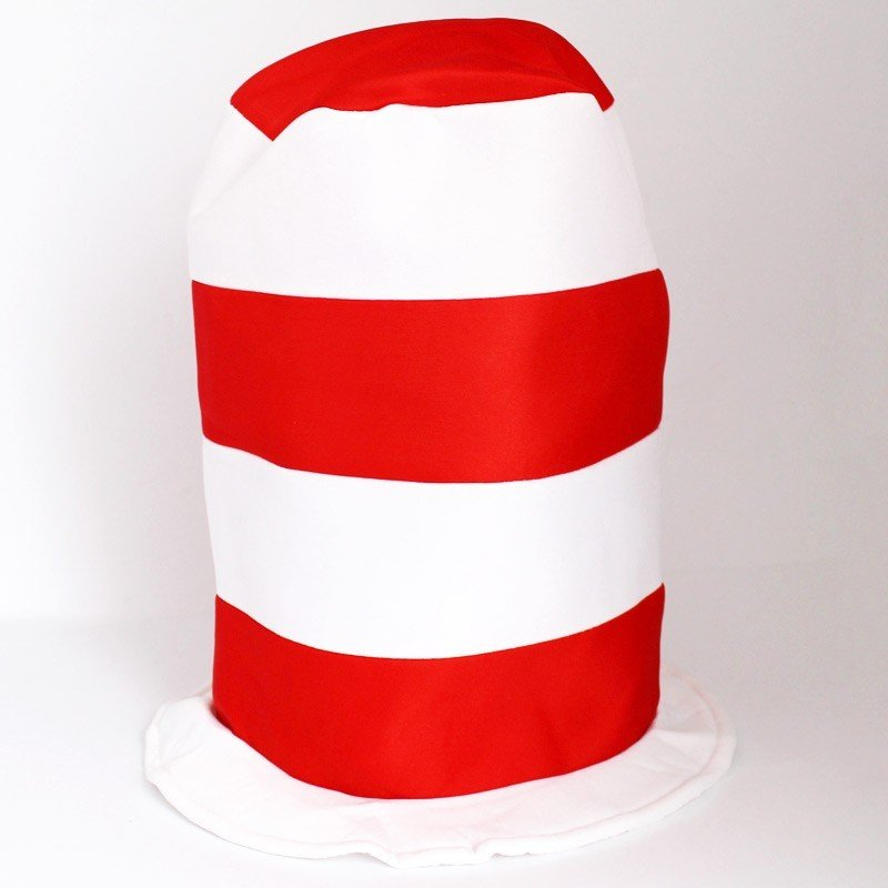Dr Seuss Cat In A Hat Adult Party Hat