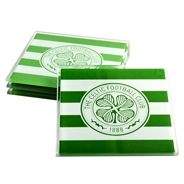 Celtic 4PK Glass Coasters