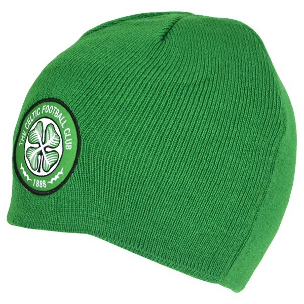 Celtic Basic Beanie Hat - Green