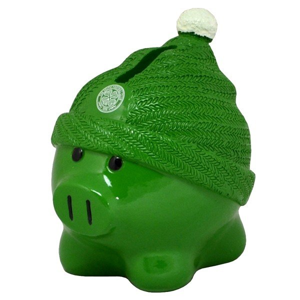 Celtic Beanie Piggy Bank