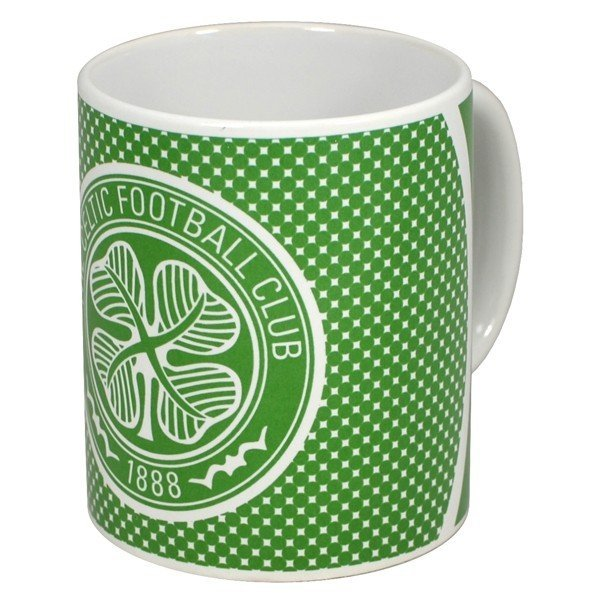 Celtic Bullseye 11oz Mug