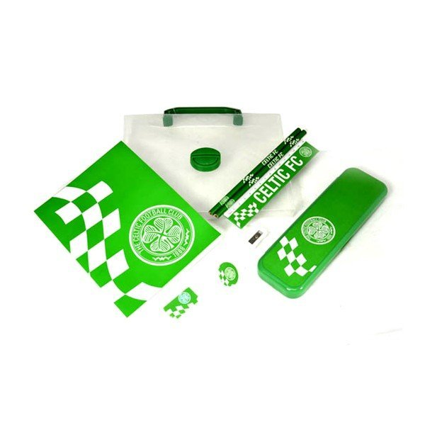 Celtic Checked PP Stationery Gift Set