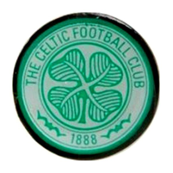 Celtic Crest Pin Badge