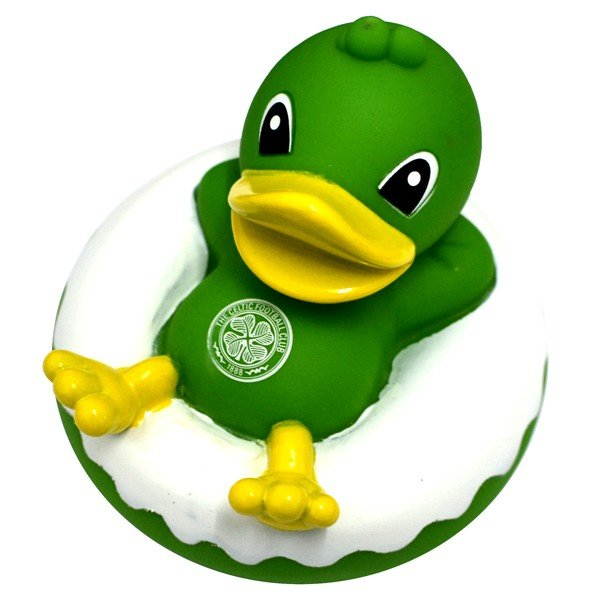 Celtic Dinghy Bath Time Duck