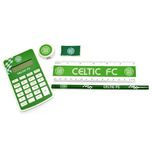 Celtic Exam Stationery Set