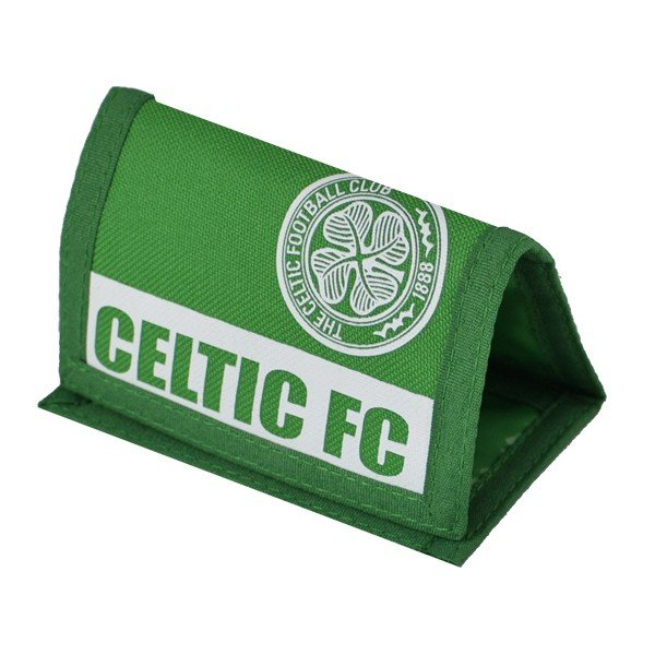 Celtic Focus Nylon Wallet