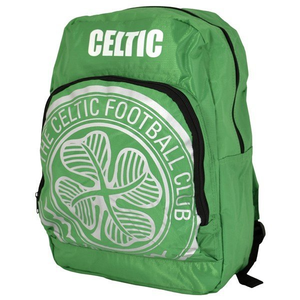 Celtic Foil Print Backpack