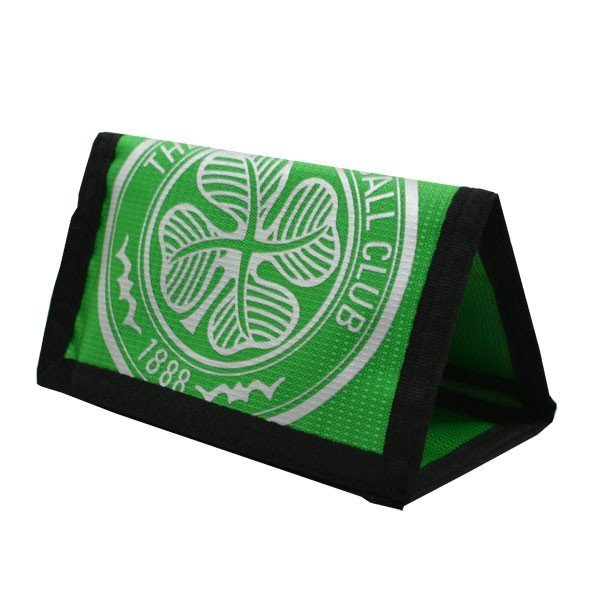 Celtic Foil Print Wallet