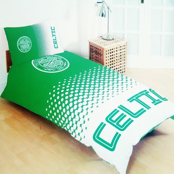 Celtic Reversible Fade Single Duvet Set