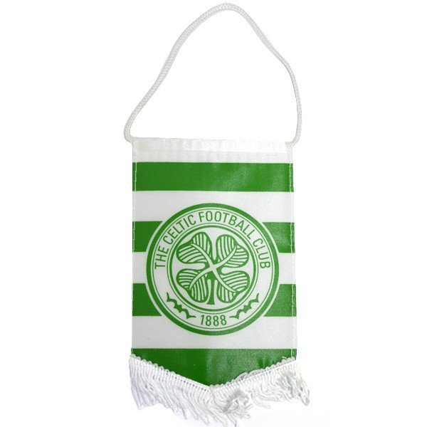 Celtic Stripe Mini Pennant