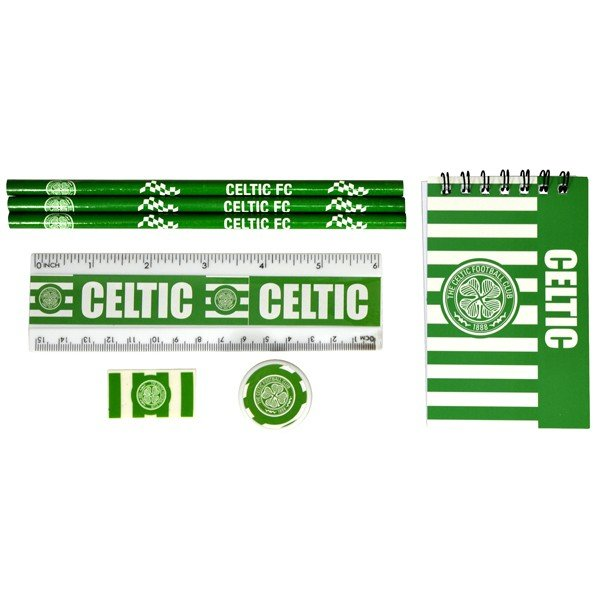 Celtic Wordmark Starter Stationery Set