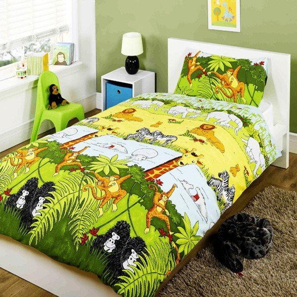 Cheeky Monkey Single Duvet Set