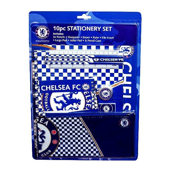 Chelsea 10PC Stationery Set