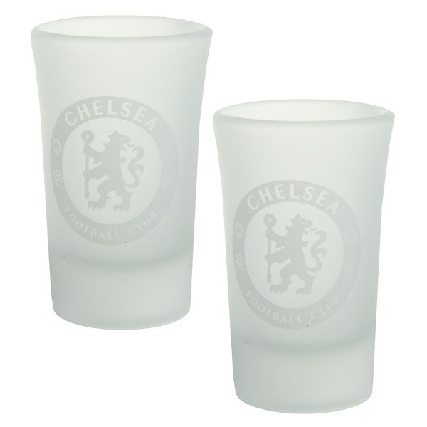 Chelsea 2Pk Frosted Shot Glass