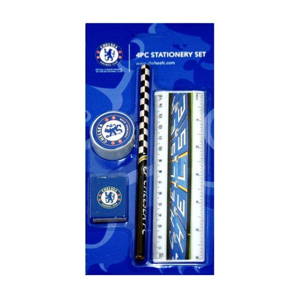 Chelsea 4PC Stationery Set