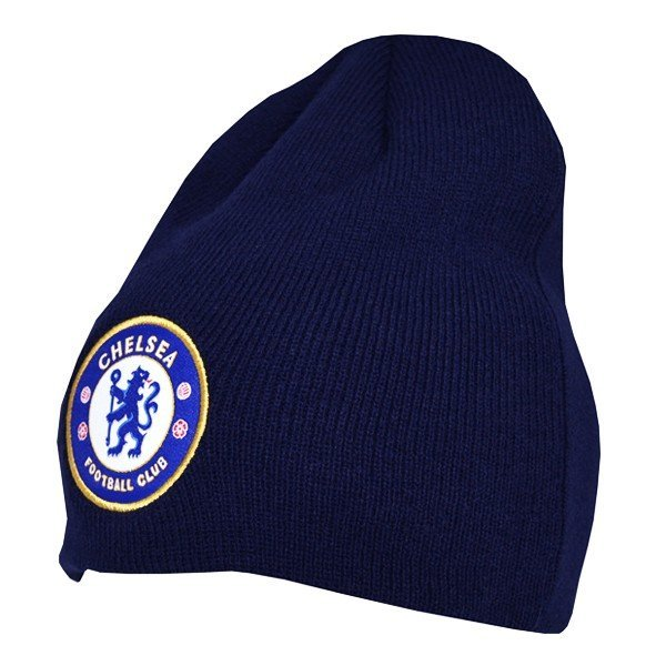 Chelsea Basic Beanie Hat - Navy