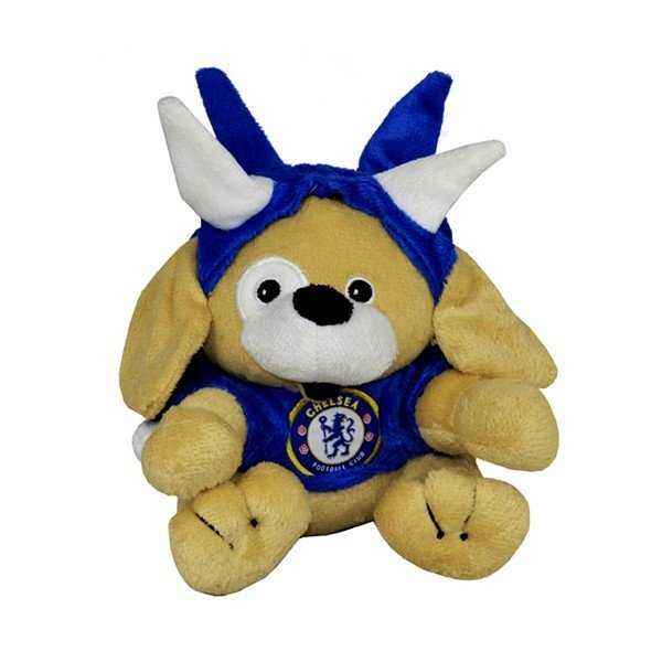Chelsea Dog With Spike Hat