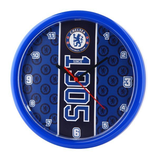 Chelsea Established Wall Clock