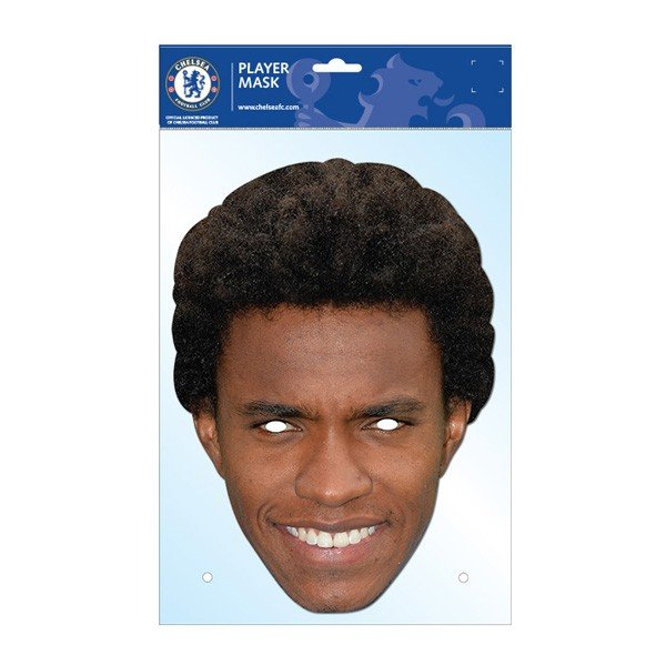 Chelsea Face Mask - Willian