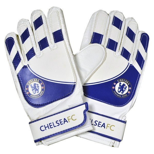 Chelsea Goalkeeper Gloves - Youth