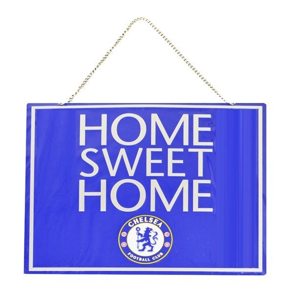 Chelsea Home Sweet Home Sign
