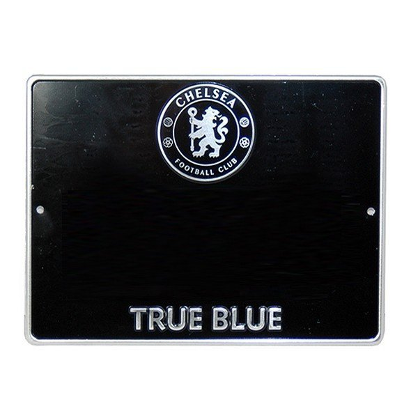 Chelsea House Number Plaque Sign