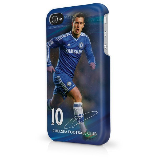 Chelsea iPhone 5/5S Hard Phone Case - Hazard