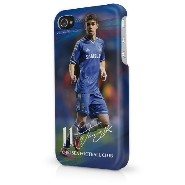 Chelsea iPhone 5/5S Hard Phone Case - Oscar