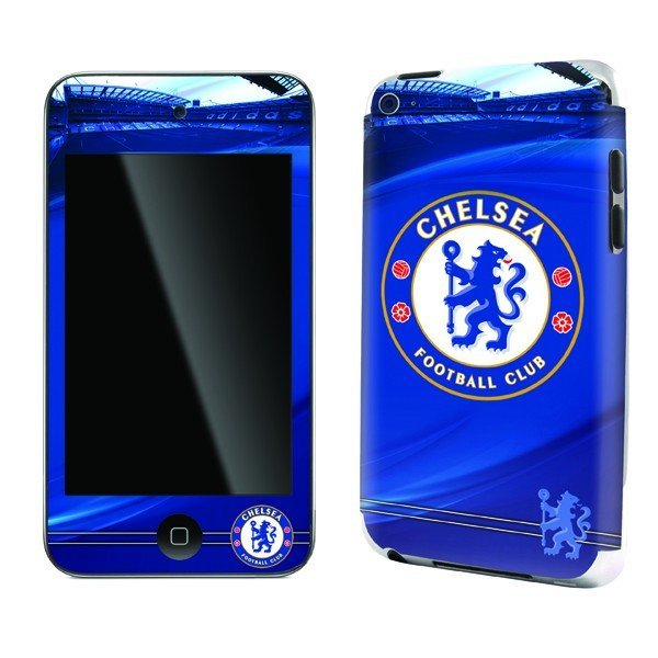 Chelsea iPod Touch 4G Skin