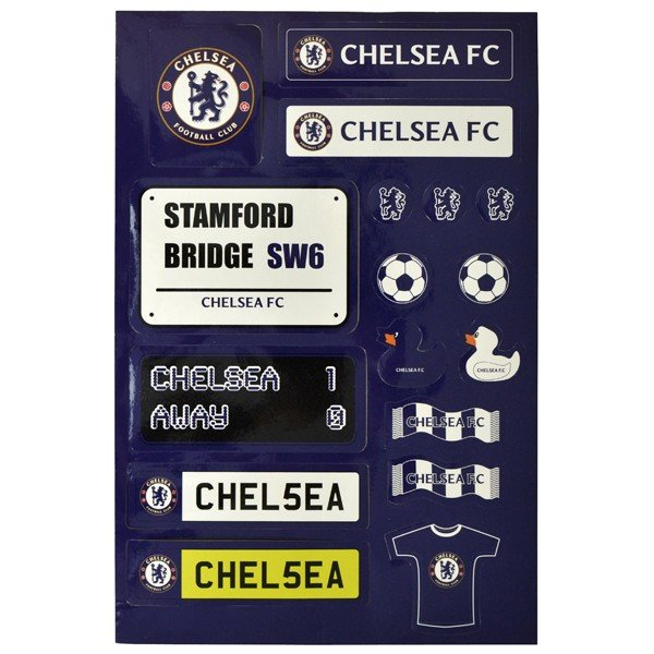 Chelsea Kids Sticker Set
