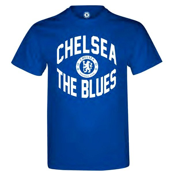 Chelsea Mens Royal T-Shirt - L