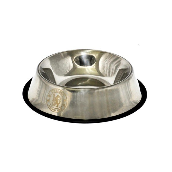 Chelsea Metal Dog Bowl