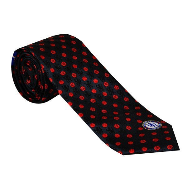 Chelsea Neck Tie Flower and Balls