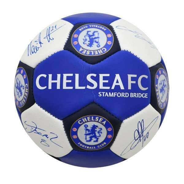 Chelsea Nuskin Signature Football - Size 3