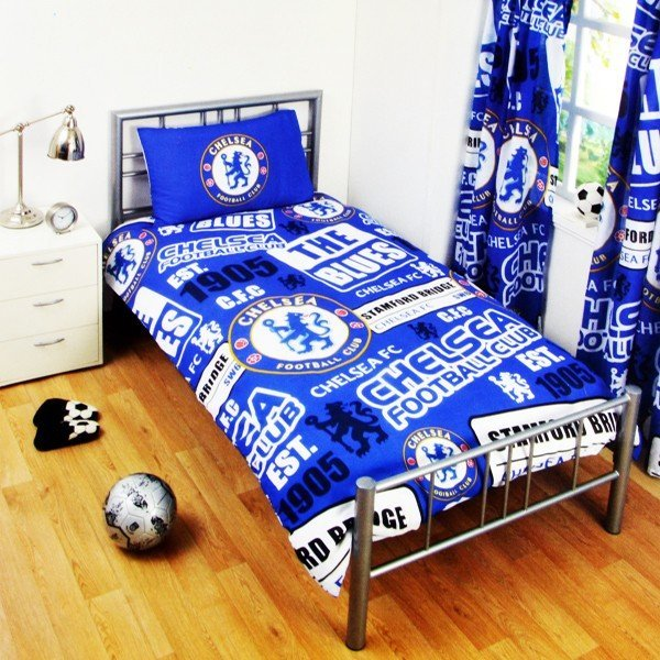 Chelsea Patch Single Duvet Set