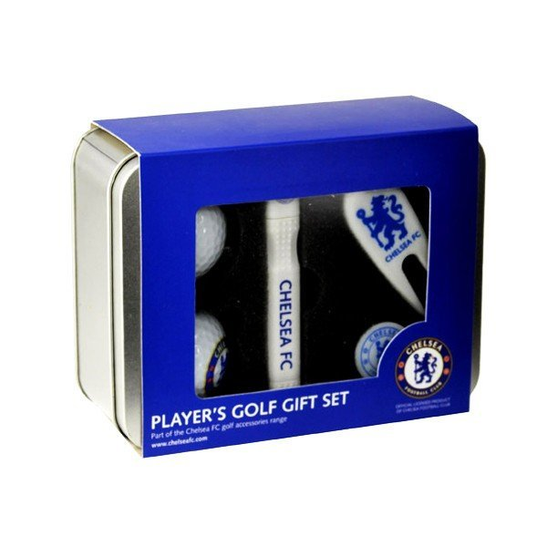 Chelsea Players Golf Gift Set