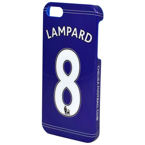 Chelsea Players iPhone 5/5S Hard Phone Case - Lampard